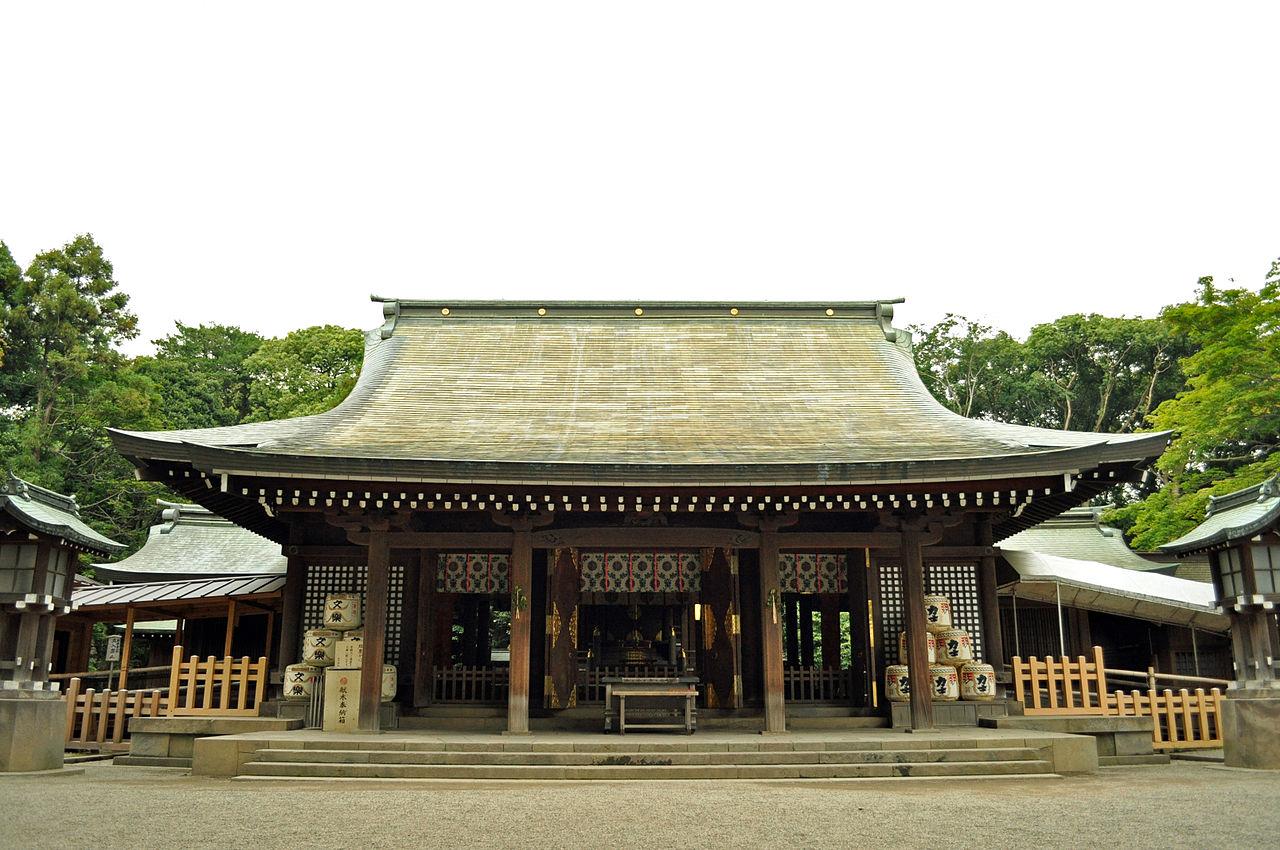 大宮氷川神社の御朱印とアクセス!参拝のご利益や歴史についても!