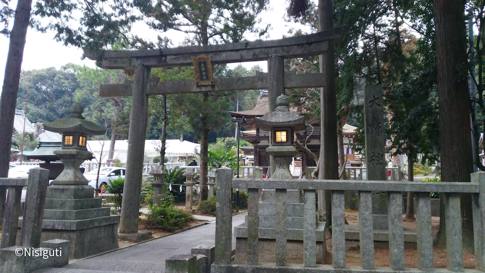 大野神社(滋賀)で嵐の聖地巡礼!嵐カラーのお守りや大野バウムについても!