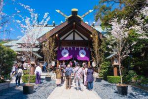 東京大神宮のお守りと御朱印やアクセス!東京で縁結びといえばここ!